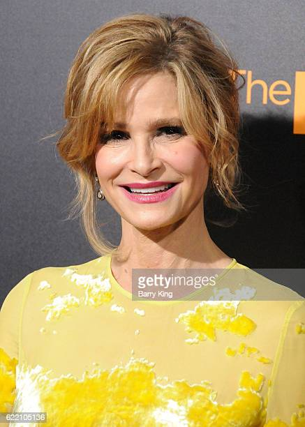 Actress Kyra Sedgwick attends screening of STX Entertainment's 'The Edge Of Seventeen' at Regal LA Live Stadium 14 on November 9 2016 in Los Angeles...