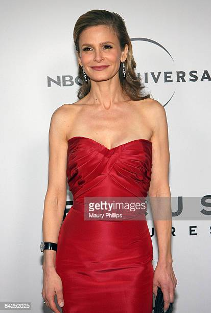 Actress Kyra Sedgwick attends the Universal and Focus Features After Party for the 66th Annual Golden Globe Awards held at the Beverly Hilton Hotel...