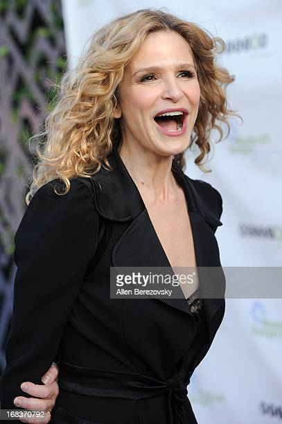 Actress Kyra Sedgwick attends the Woodcraft Rangers 90th Anniversary Gala hosted by Kyra Sedgwick at LA Plaza de Cultura y Artes on May 8 2013 in Los...