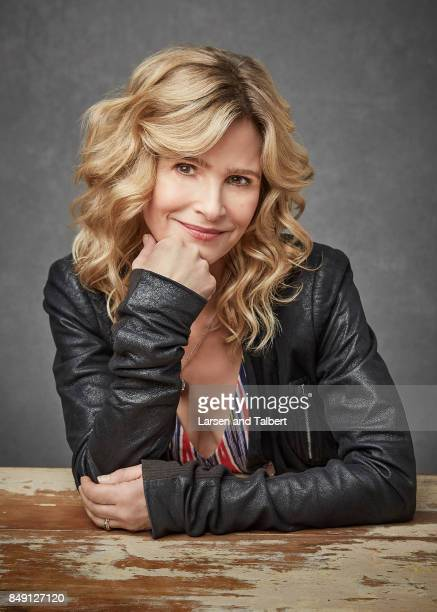 Actress Kyra Sedgwick is photographed for Entertainment Weekly Magazine on June 10 2017 in Austin Texas