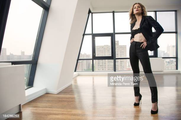 Actress Kyra Sedgwick is photographed for Out Magazine on May 29 2012 in New York City