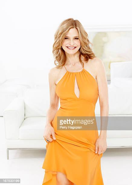 Actress Kyra Sedgwick is photographed for TV Guide Magazine on February 14 2012 in New York City