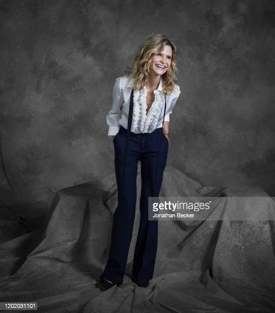 Actress Kyra Sedgwick poses for a portrait at the Savannah Film Festival on October 31, 2017 at Savannah College of Art and Design in Savannah,...