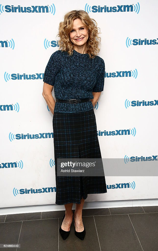 Celebrities Visit SiriusXM - November 21, 2016