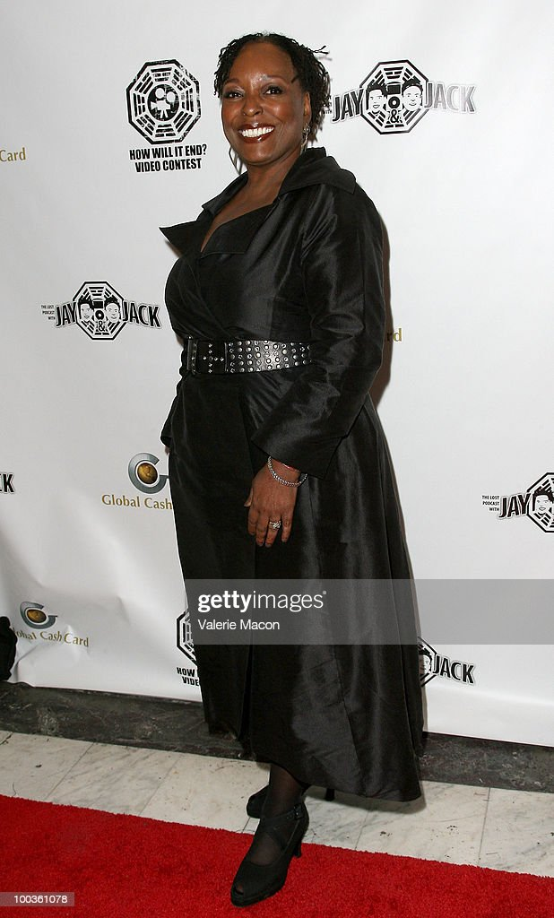 Actress L. Scott Caldwell arrives at the 'Lost' Series Finale Party hosted by Michael Purcell at the Orpheum Theatre on May 23, 2010 in Los Angeles, California.