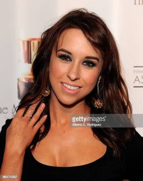 Actress Lacey Chabert arrives at the 37th Annual IAFSA, ASIFA-Hollywood Annie Awards held at UCLA's Royce Hall on February 6, 2010 in Los Angeles,...