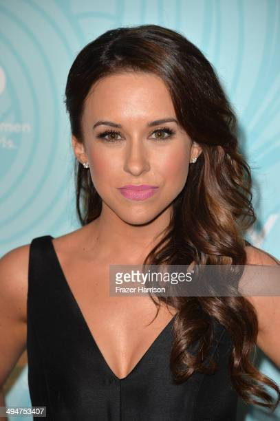 Actress Lacey Chabert arrives at the Step Up 11th Annual Inspiration Awards at The Beverly Hilton Hotel on May 30 2014 in Beverly Hills California