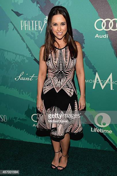 Actress Lacey Chabert attends the 2014 Variety Power of Women presented by Lifetime at Beverly Wilshire Four Seasons on October 10, 2014 in Los...