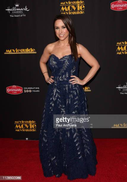 Actress Lacey Chabert attends the 27th Annual Movieguide Awards Gala at Universal Hilton Hotel on February 08 2019 in Universal City California