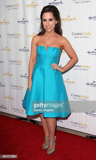 Actress Lacey Chabert attends 'The Color of Rain' premiere screening presented by the Hallmark Movie Channel at The Paley Center for Media on May 28...