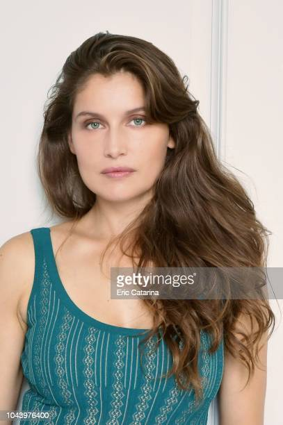 Actress Laetitia Casta is photographed for Self Assignment on September 2018 in San Sebastian Spain