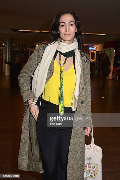 Actress Laetitia Eido attends the 'Cheries Cheris' - LGBT 20th Festival - : Closing Ceremony At MK2 Bibliotheque on December 2, 2014 in Paris, France.