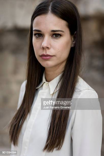 Actress Laia Costa poses during a portrait session during the 20th Malaga Film Festival on March 19,2017 in Malaga, Spain. (Photo by Juan Naharro/...