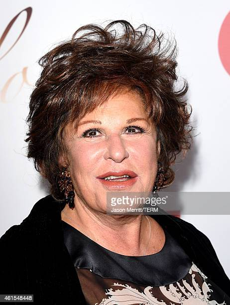 Actress Lainie Kazan attends the premiere of Cinelou Films' Cake at ArcLight Cinemas on January 14 2015 in Los Angeles California