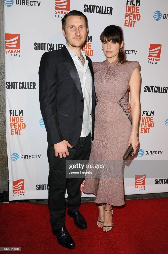 "Screening Of Saban Films And DIRECTV's ""Shot Caller"" - Arrivals"