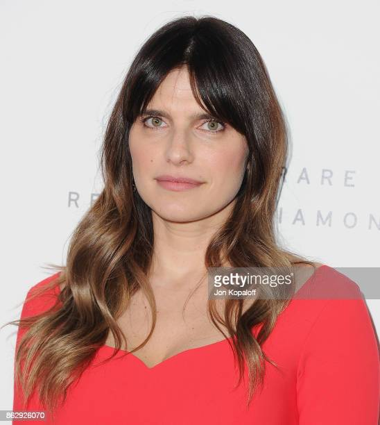 Actress Lake Bell arrives at ELLE's 24th Annual Women in Hollywood Celebration at Four Seasons Hotel Los Angeles at Beverly Hills on October 16 2017...