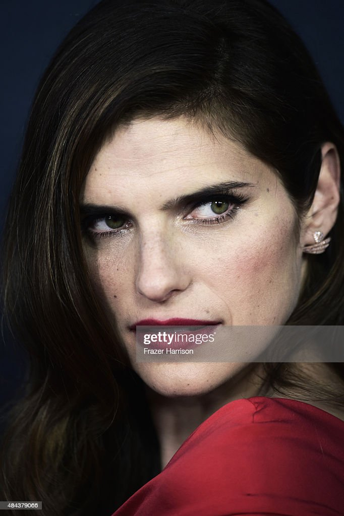 Actress Lake Bell arrives at The Premiere Of The Weinstein Company's 'No Escape' at Regal Cinemas L.A. Live on August 17, 2015 in Los Angeles, California.