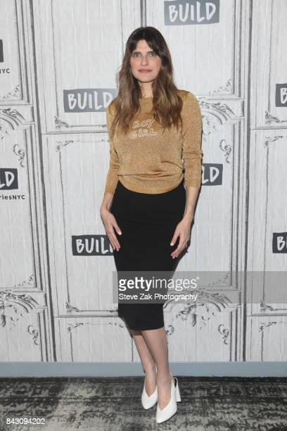 Actress Lake Bell attends Build Series to discuss I DoUntil I Don't at Build Studio on September 5 2017 in New York City