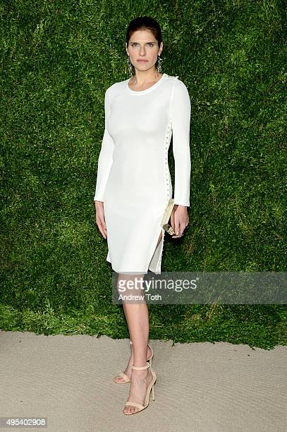 Actress Lake Bell attends the 12th annual CFDA/Vogue Fashion Fund Awards at Spring Studios on November 2 2015 in New York City