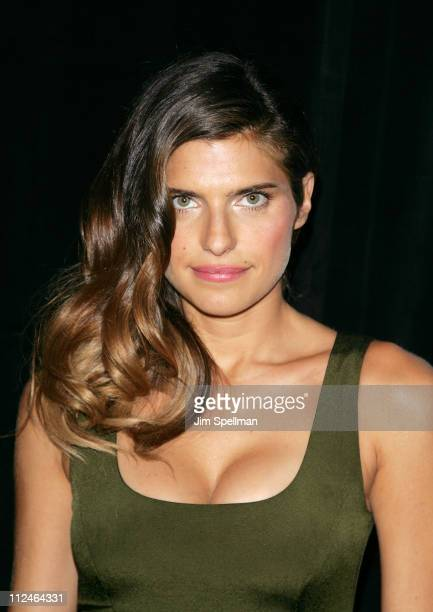 Actress Lake Bell attends the Premiere for 'Pride and Glory at AMC Loews lincoln Square 13 on October 15 2008 in New York City