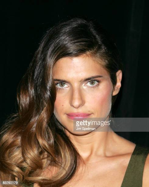 Actress Lake Bell attends the Premiere for Pride and Glory at AMC Loews lincoln Square 13 on October 15 2008 in New York City