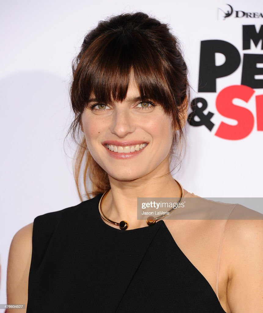 Actress Lake Bell attends the premiere of 'Mr. Peabody & Sherman' at Regency Village Theatre on March 5, 2014 in Westwood, California.