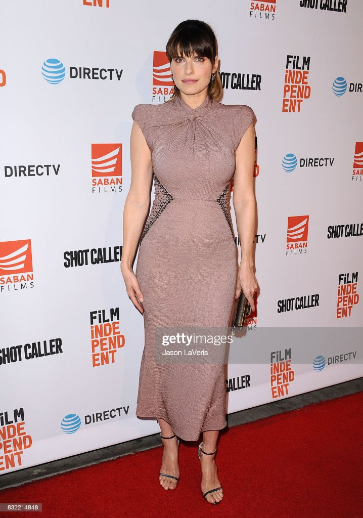 "Screening Of Saban Films And DIRECTV's ""Shot Caller"" - Arrivals"