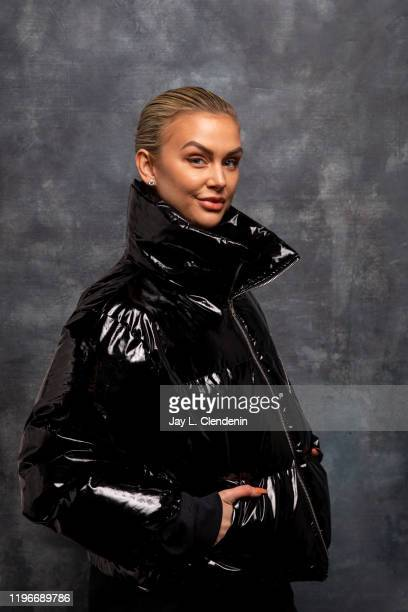Actress Lala Kent from 'Spree' is photographed in the LA Times Studio at the Sundance Film Festival on January 24 2020 in Park City Utah PUBLISHED...
