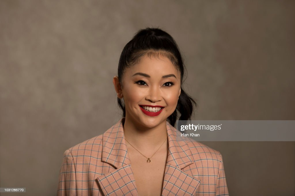 Lana Condor, Los Angeles Times, August 5, 2018