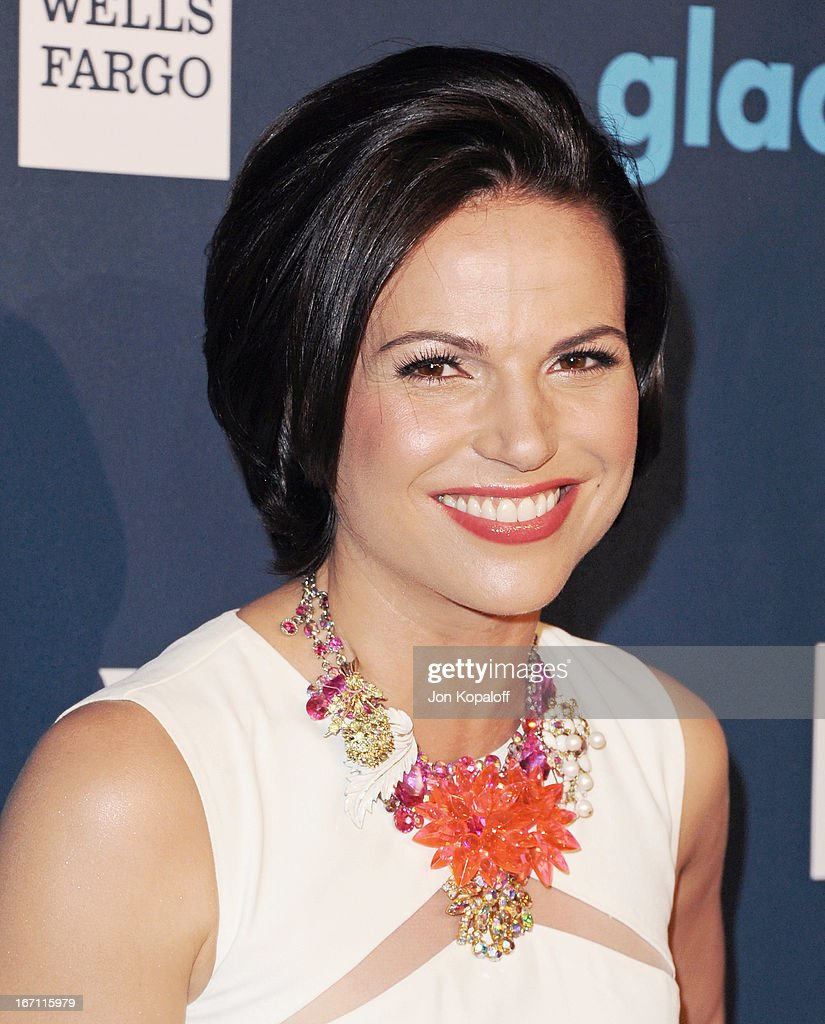 24th Annual GLAAD Media Awards : News Photo