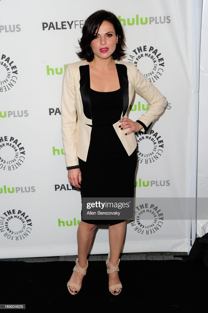 """30th Annual PaleyFest: The William S. Paley Television Festival - """"Once Upon A Time"""""""