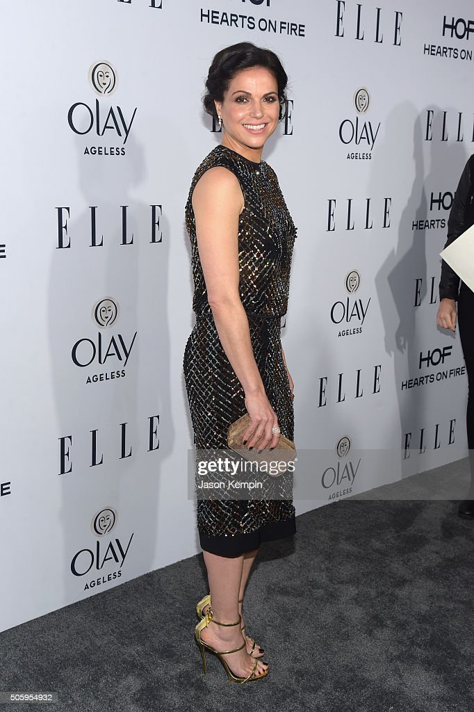 ELLE's 6th Annual Women In Television Dinner - Arrivals