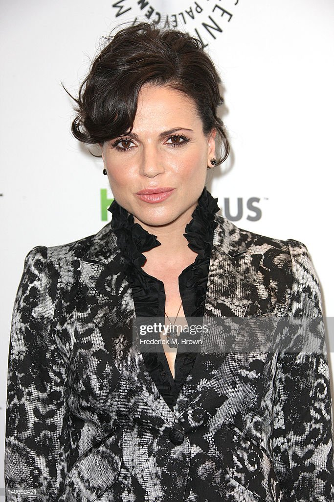 Actress Lana Parrilla attends The Paley Center For Media's PaleyFest 2012 Honoring 'Once Upon A Time' at the Saban Theatre on March 4, 2012 in Beverly Hills, California.