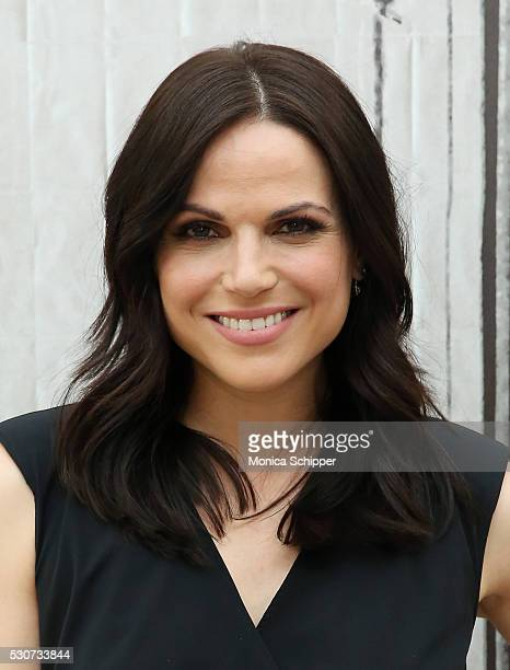 Actress Lana Parrilla visits AOL Studios for AOL Build Speaker Series Lana Parrilla Once Upon A Time at AOL Studios In New York on May 11 2016 in New...