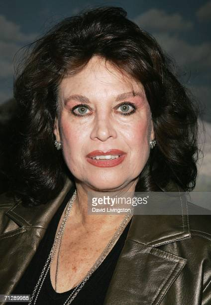 Actress Lana Wood attends an Academy of Motion Picture Arts and Sciences special 50th anniversary screening of The Searchers at the Academy of Motion...