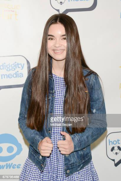 Actress Landry Bender attends Celebrities to the Rescue Hollywood's Day of Community Service on May 6 2017 in Studio City California