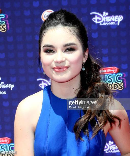 Actress Landry Bender attends the 2017 Radio Disney Music Awards at Microsoft Theater on April 29 2017 in Los Angeles California