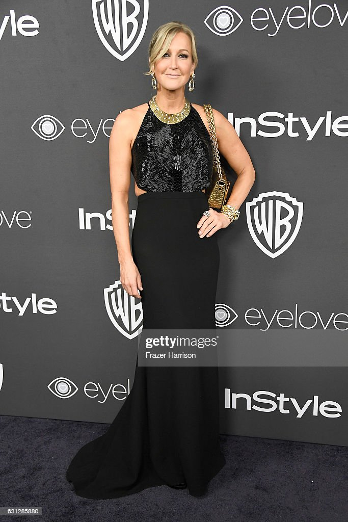 Actress Lara Spencer attends the 18th Annual Post-Golden Globes Party hosted by Warner Bros. Pictures and InStyle at The Beverly Hilton Hotel on January 8, 2017 in Beverly Hills, California.