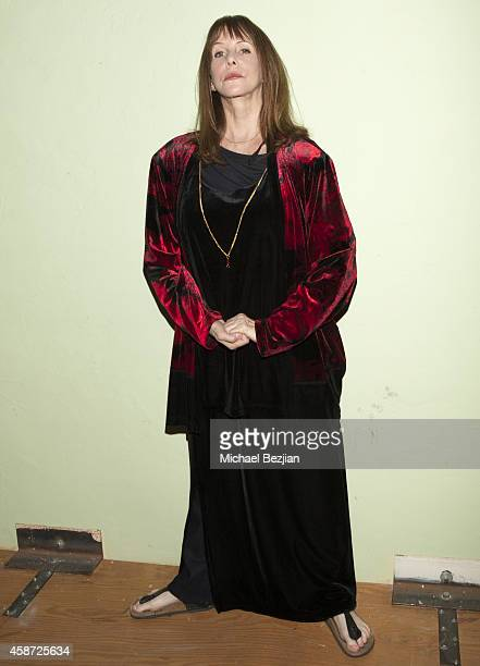 Actress Laraine Newman arrives at Los Angeles Drama Club's A MidCity Night's Dream Benefit on November 9 2014 in Los Angeles California