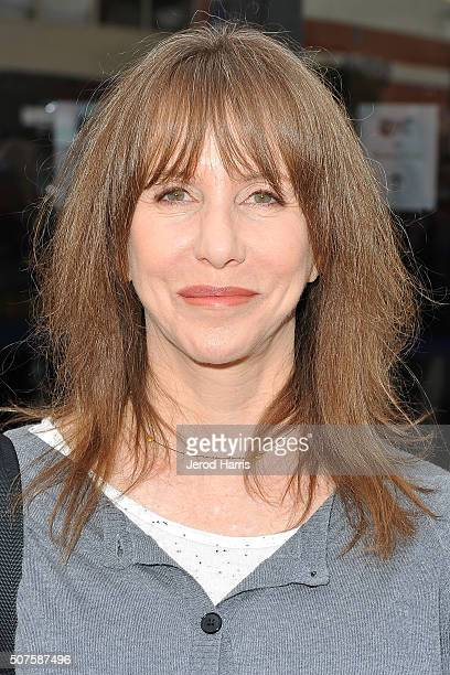 Actress Laraine Newman attends the grand opening and ribbon cutting ceremony of The Groundlings new school facility at The Groundlings School on...