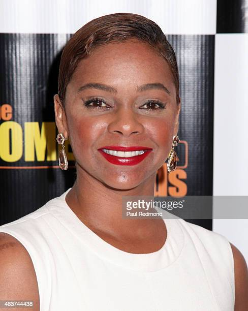 Actress Lark Voorhies attends The Comeback Kids Los Angeles Special Screening at Landmark Theatre on February 17 2015 in Los Angeles California