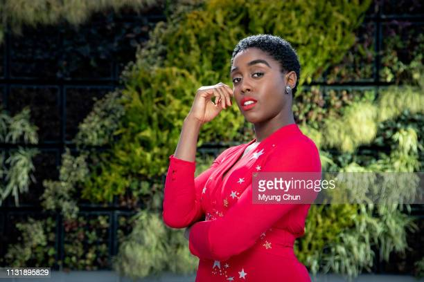 CA: Lashana Lynch, Los Angeles Times, March 11, 2019
