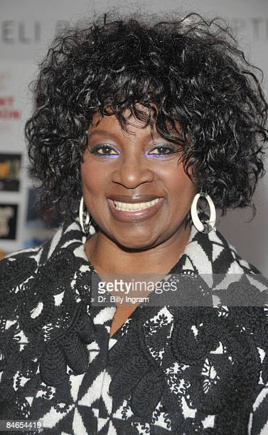 Actress Latanya Richardson Jackson arrives at the 8th Annual Heroes In The Struggle Gala at the Walt Disney Concert Hall on February 4 2009 in Los...