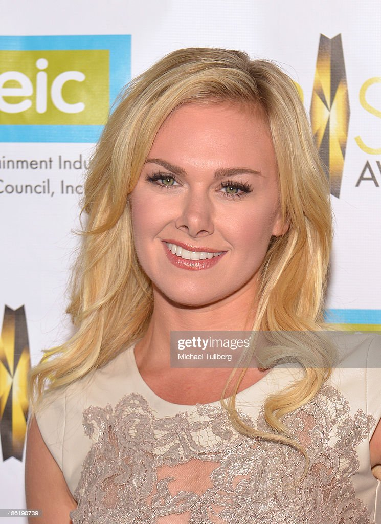 Actress Laura Bell Bundy attends the 18th Annual PRISM Awards Ceremony at Skirball Cultural Center on April 22, 2014 in Los Angeles, California.