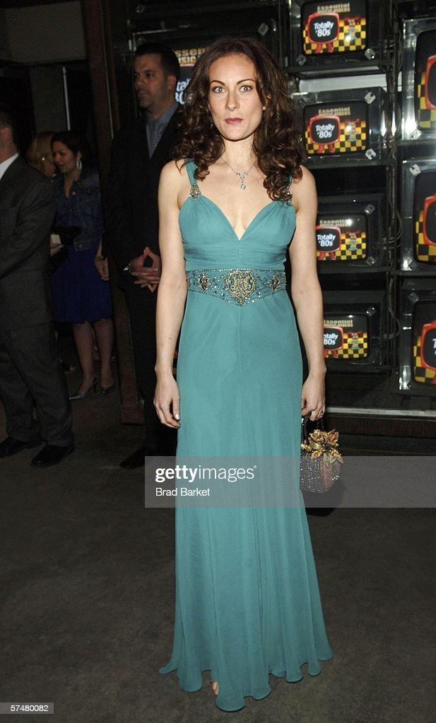 Actress Laura Benanti Arrives At The Wedding Singer After Party Crobar On April