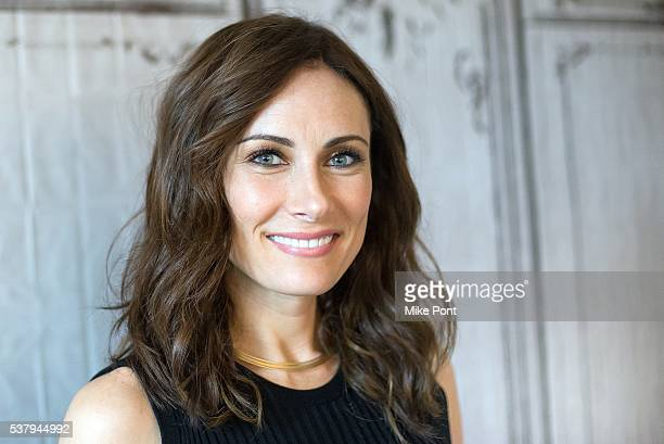 Actress Laura Benanti attends the AOL Build Speaker Series to discuss She Loves Me at AOL Studios In New York on June 3 2016 in New York City