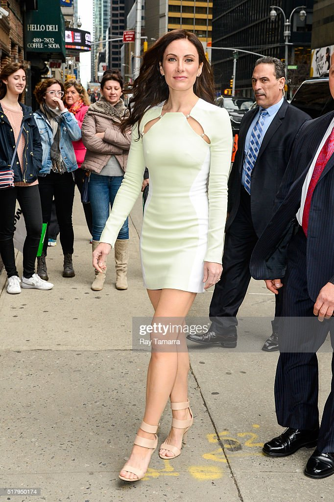 """Celebrities Visit """"The Late Show With Stephen Colbert""""  - March 28, 2016"""