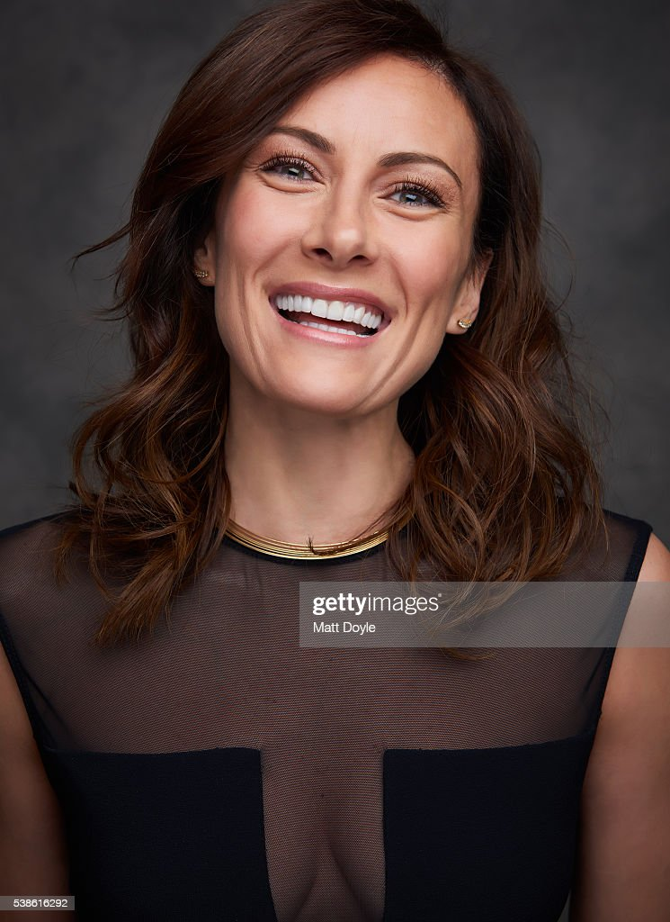 Actress Laura Benanti is photographed for SAG Foundation on April 28, 2016 in New York City.