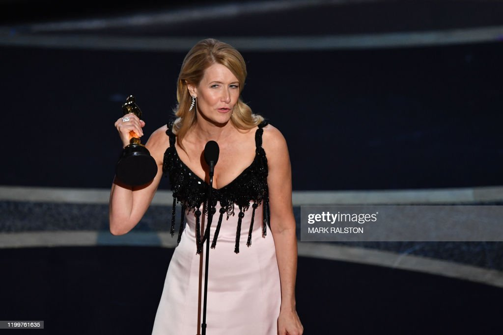 US-ENTERTAINMENT-FILM-OSCARS-SHOW : News Photo