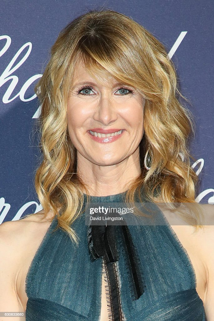 Actress Laura Dern arrives at the 28th Annual Palm Springs International Film Festival Film Awards Gala at the Palm Springs Convention Center on January 2, 2017 in Palm Springs, California.